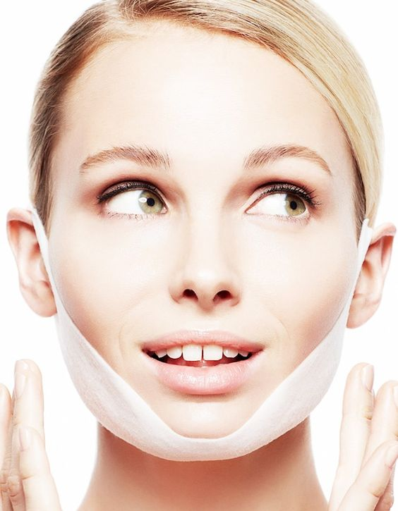 Beauty Secrets: V-shaped Face without the Blade