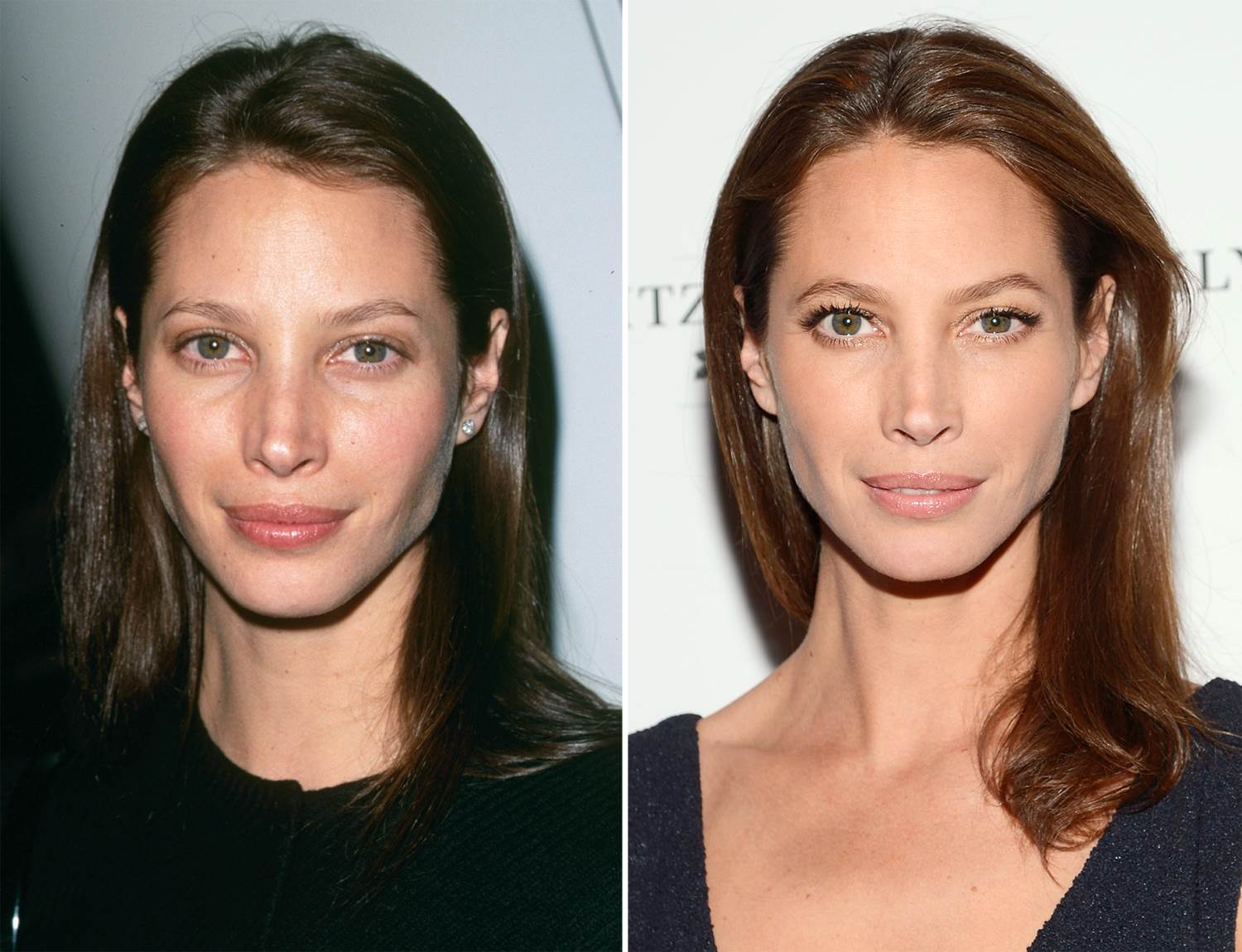 How supermodels stay so young even when they grow old?