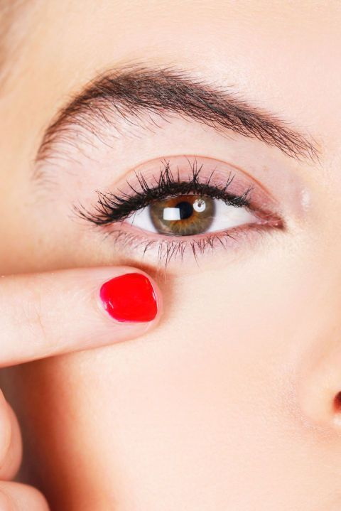 How To Banish Dark Eye Circles